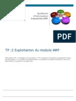 ERPet Intégration Des SI TP2