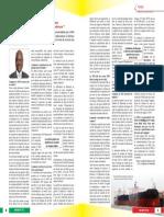 Procédures de vente de Pétrole brut par la SNH - Interview du Directeur Commercial de la SNH