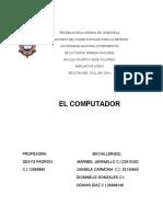 437645432 Definicion de Computador