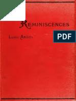 Luigi Arditi Reminiscences