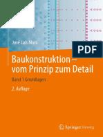 Baukonstruktion - Vom Prinzip Zum Detail Band 1 Grundlagen by José Luis Moro (Z-lib.org)