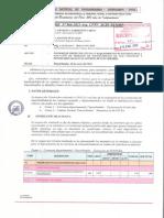 Informe Mejoramiento de Los Servicios de Transitabilidad