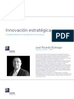 Innovación estratégica