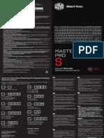 Masterkeys Pro S White - Manual
