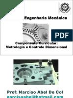 2 Metrologia - Conceitos e Dimensionamento