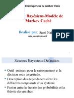 Réseau Bayésien et Modèle de Markov Caché