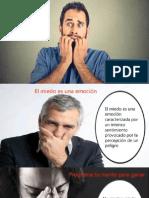 CAPACITACION COMO VENCER EL MIEDO