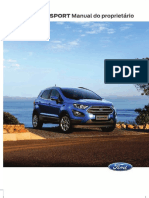 EcoSport Manual Do Proprietario MY19