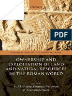 Ownership and Exploitation of Land and Natural Resources in the Roman World by Paul Erdkamp, Koenraad Verboven, Arjan Zuiderhoek (Z-lib.org)