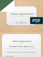 PPT_Cultura Organizacional 2020