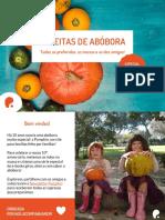 Pumpkin 10 Anos Receitas Abobora