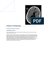 Pathophysio Hemorrhagic and Lateral Ventricle
