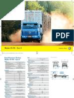 Ficha Tecnica VW Worker 31310