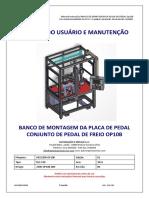 A&S2200 Manuale Macchina OP10B Portugues