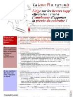 Lettre d'information RHF 02 2011