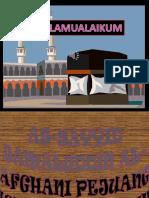 AS-SAYID  JAMALUDDIN AL-AFGHANI PEJUANG ISLAM YANG GIGIH - Copy