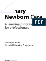 Primary Newborn Care