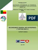 Rapport General 2010 RGE2