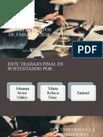 Diferentes Tipos de Embajadores-Grupo 03