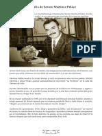 Biografía de Severo Martínez Peláez (1)
