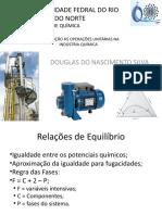 Aula 06 -  Princípios Básicos de Destilação