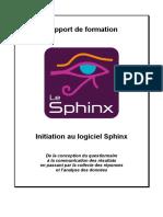 SPHINX-SupportFormationInitiation