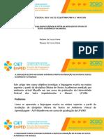 Apresentação CIET-ENPED-2020- Neilane-