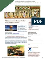 África_ descoberto Reator Nuclear com 1,8 bilhões de anos _ _ Thoth3126