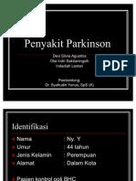 CASE Penyakit Parkinson