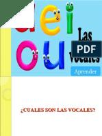 LAS VOCALES 1