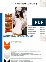 Saxonville Sausage Company