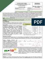 Guía 1 - Química 10gg