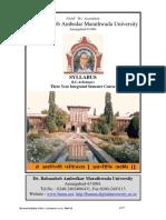 Bca Sci Ist to Vith Sem PDF