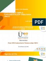A Presentación 1er CIPAs PASO 2 Tributaria