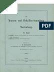Die Münzen- und Medaillen-Sammlung in der Marienburg. Bd. IV. 1. Abth.