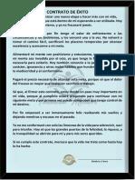 CONTRATO de ÉXITO - Financial Mentors - Éxito y Prosperidad IMG