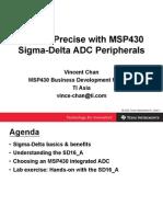 SigmaDelta ADC 4-1