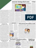 Economic Times-Nasscom-Seeing Whats Next by Srivatsa Krishna