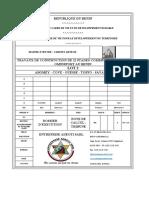 Note de calcul final- Tribune (Stades communaux)