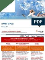 i.MX53 Multimedia Applications Processor