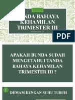 LEMBAR BALIK TANDA BAHAYA TM 3