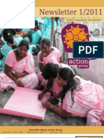 Auroville Village Action Group - 2011 Newsletter #1
