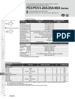 PD・PDV Series Specifications・How to order・Dimensions(0.7MB)