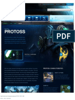 Protoss-Unit Description - Game - StarCraft II