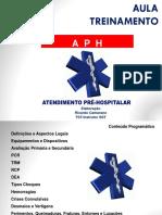 Treinamento APH Atendimento Pré-Hospitalar