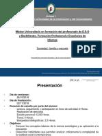 1.1. Unidad 1 - Tema 1 y autoevaluación