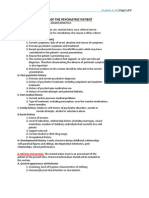 Clinical Evaluation of the Psychiatric Patient