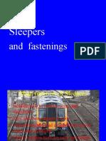 sleepers & fittings