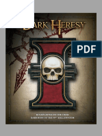 Dark Heresy Core Inquisitors Handbook Rus
