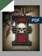Dark Heresy Core Inquisitors Handbook Rus